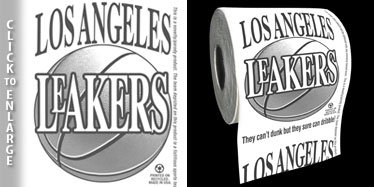 LAKERS TOILET PAPER